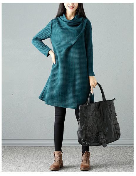 Hijab Modesty Istanbul - Cotton Long Sleeves Turtl