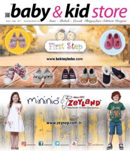 Baby Kid Store Dergisi Yıllık Abonelik (6 Sayı)