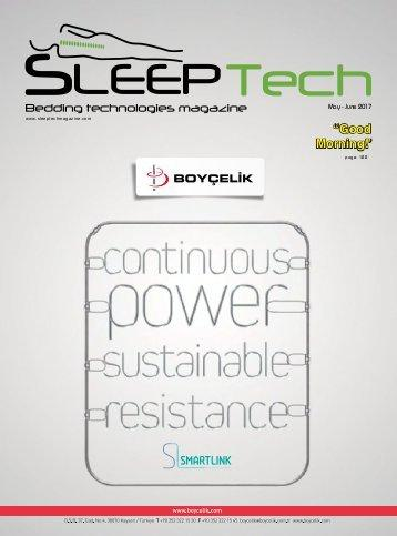 Sleeptech Dergisi Yıllık Abonelik (6 Sayı)