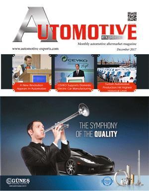 Automotive Exports Yıllık Abonelik (12 Sayı)
