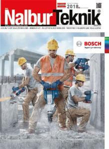 Nalbur Teknik Dergisi Yıllık Abonelik (12 Sayı)