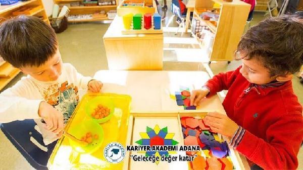 [Kariyer]-Montessori Eğitimi 80 Saat