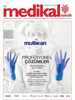 Medikal Teknik Dergisi Yıllık Abonelik (12 Sayı)
