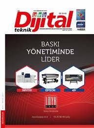 Dijital Teknik Dergisi Yıllık Abonelik (12 Sayı)