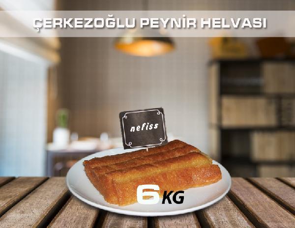 Peynir Helvası 6 Kilo