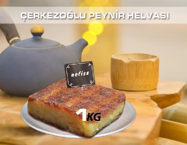 Peynir Helvası 1 Kilo