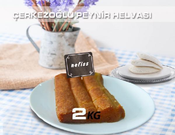 Peynir Helvası 2 Kilo
