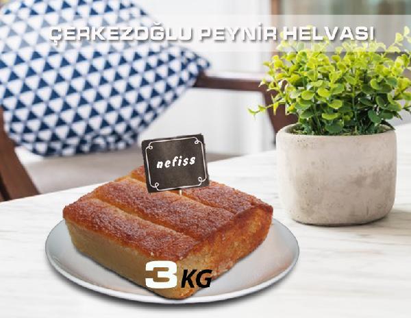 Peynir Helvası 3 Kilo