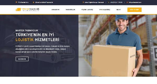 Nakliyat Firması Teması