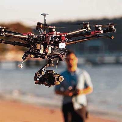Drone ile Havadan Görüntüleme Semineri